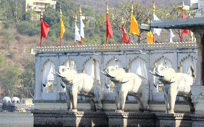 Culture & Wildlife of Rajasthan with Varanasi