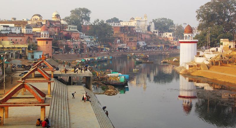 Ram Ghat Chitrakoot