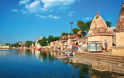 Pilgrimage Places in Madhya Pradesh